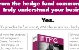 TFG press advertising
