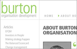 Burton OD website