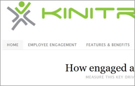 Kinitro website