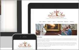 Attingham Trust website