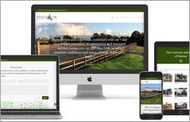 kingshillequestrian website